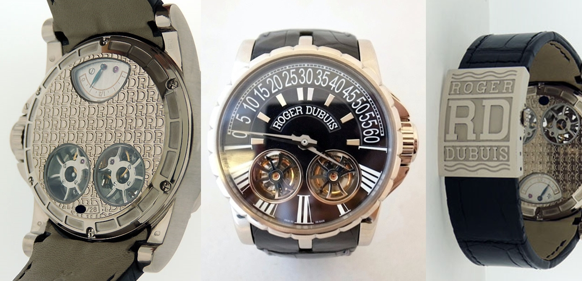018831fc3ee Brand  Roger Dubuis Model  DBEX0054