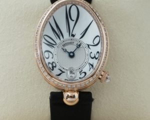 Breguet 8918BR Reine De Naples Rose Diamond