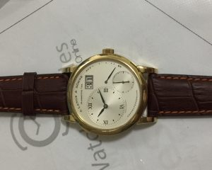 Lange 1 Yellow Gold