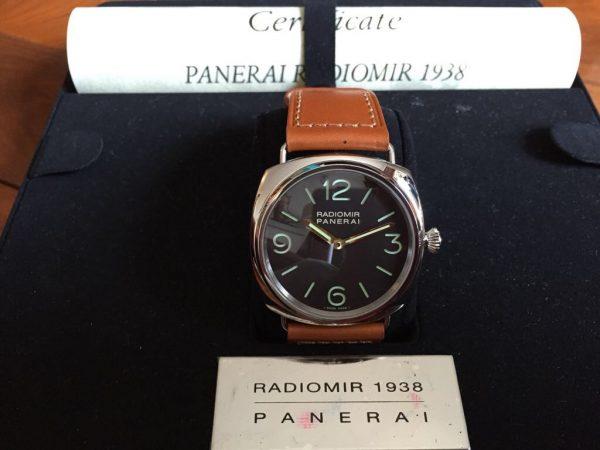 Panerai PAM 232 Radiomir 1938 47mm, SE 1938 pc