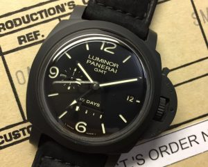 Panerai PAM 335 Luminor 1950 10 Days GMT Ceramica