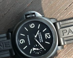 PANERAI PAM26 K DLC Limited Edition