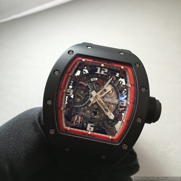Richard Mille RM030 Black Dash Limited Edtion 50 Pcs for Price on ...