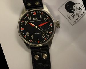 IWC Big Pilot 5004-33 Muhammad Ali Limited Eition 250 pcs