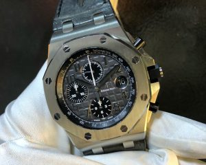 Audemars Piguet Royal Oak Offshore Elephant Gery Dial 26470ST.OO.A104CR.01
