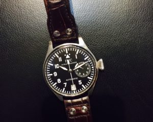 IWC Big Pilot 5002 sTEEL
