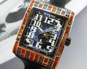 Richard Mille RM016 : RM016 Color Gem / diamond Edition