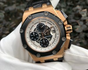 Audemars Piguet Offshore Barrichello II Rose Gold Limited 26078RO.OO.D001VS.01