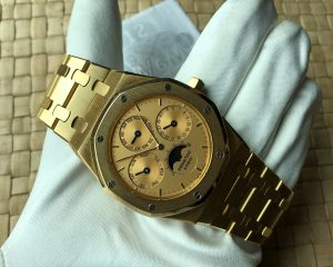 Audemars Piguet Model: Royal Oak Quantieme 25654BA.0.0944BA.01