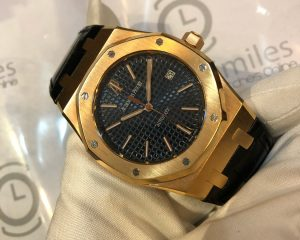Audemars Piguet Royal Oak 18k Rose Gold 15300
