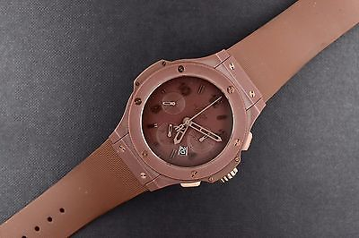 Hublot Big Band : Ceramic Chocolate 301.CC.3190.RC