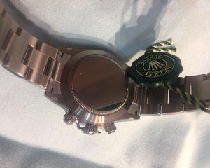 Rolex Daytona Ceramic Bezel White Dial