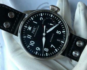 IWC Big Pilot 500912