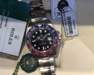 Rolex 116719BLRO White Gold