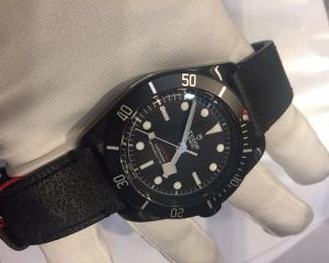 Tudor Heritage Black Bay Dark PVD-Coated 41 mm