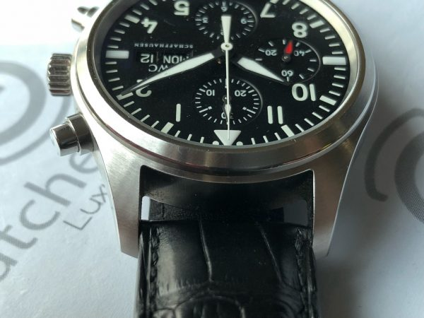 IWC Pilot Watch Chronograph Automatic Day, Date, Chronograph IW31701