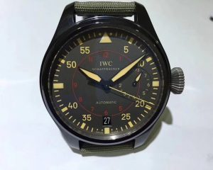 IWC Big Pilots Top Gun Miramar Ceramic IW501902