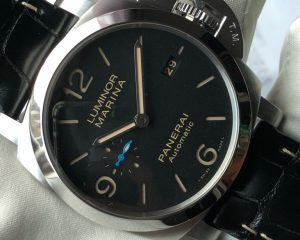 New PANERAI PAM 1312 Luminor Marina 1950 3 Days Automatic Stainless Steel