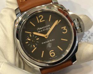 New Panerai PAM 632 Luminor Marina Logo 44mm
