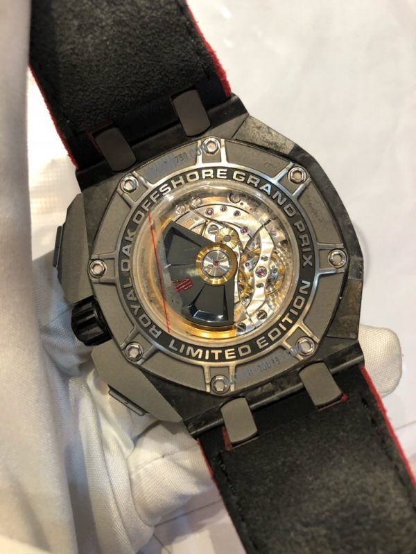 Audemars Piguet Royal Oak OffshoreGrand Prix Limited Edition 1750 PcsForged Carbon Reference 26290IO.OO.A001VE.01