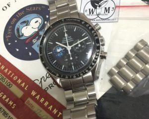 Omega Speedmaster Snoopy-Award-35785100 Chronograph
