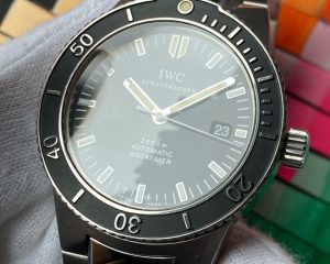 IWC Aquatimer GST Reference 3536 in Steel