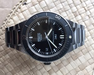 IWC Aquatimer GST 3536