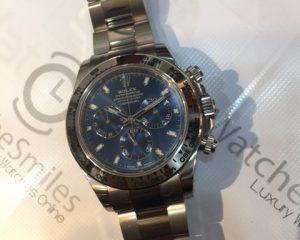 Rolex Daytona White Gold 116509