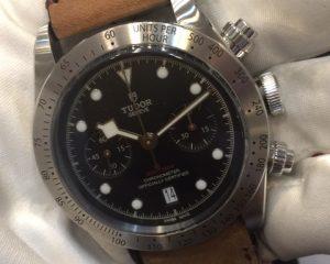 Tudor chronograph 79350