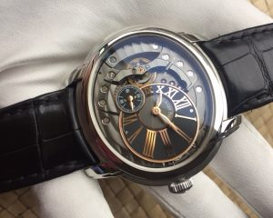 Audemars Piguet Millenary Automatic Skeleton 15350ST.OO.D002CR.01