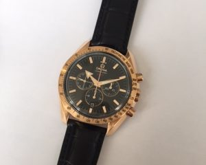 Omega Broad Arrow Chronograph 1957 321.53.42.50.01.001