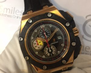 Audemars Piguet 26290RO.OO.A001VE.01 Grand Prix Edition