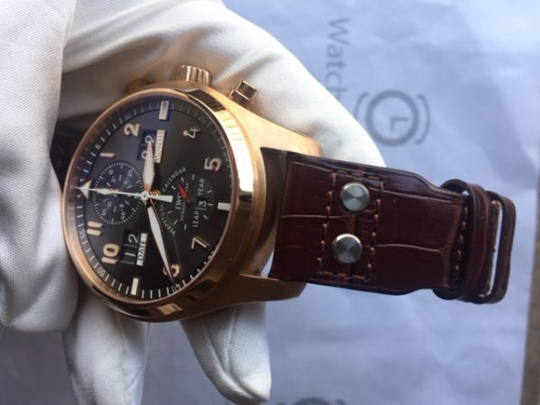 IWC IW379103 Digital Date & Month Perpetual Calendar/Chronograph