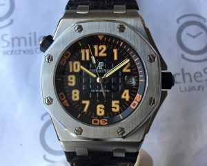 Audemars Piguet Royal Oak Offshore Scuba Orange Diver 15701ST.OO.D002CA.01