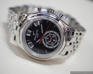 Patek 5960/1A Black dial