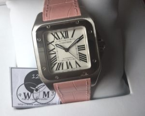 Cartier Santos Mid W20126