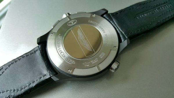 Jaeger-LeCoultre Amvox Aston Martin World Chronograph 193.A.C2