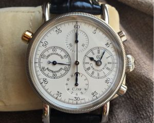 Chronoswiss Rattrapante Split Second Chronograph