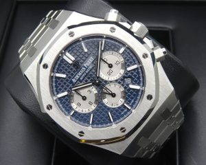 New Audemars Piguet Royal Oak Reference 26331ST.OO.1220ST.01 J Series Blue Dial