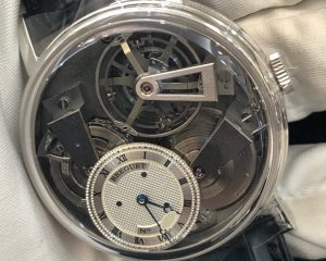 Breguet Tradition Tourbillon Hand Wound Platinum 41mm