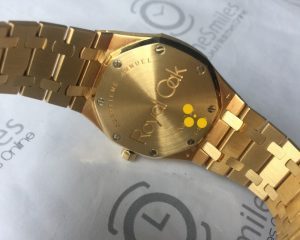 Royal Oak Quantieme Annuel 18K Yellow Gold 25920BA