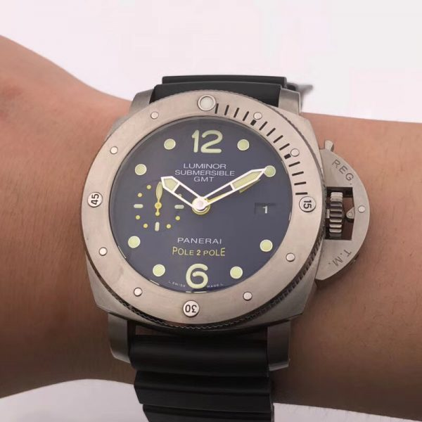 New Panerai Luminor Submersible 1950 Pole 2 Pole Limited Edition