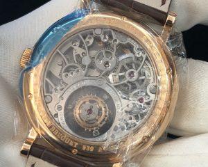 Breguet Tourbillon Messidor Rose Gold 40mm 5335BR/42/9W6