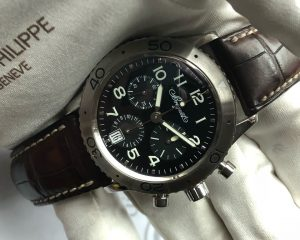 Breguet Type XX Transatlantique 3820ST Flybak Chronograph