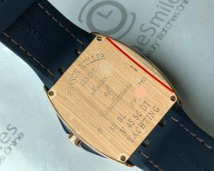 Franck Muller Vanguard Automatic Blue Dial YachTing V45 SC DT 5N BL