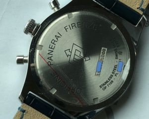Panerai PAM 716 Mare Nostrum Chronograph 42mm Limited Edition 1000