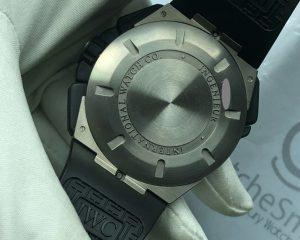 IWC Ingenieur Double Chronograph Titanium IW376501