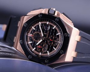 New Audemars Piguet Royal Oak Offshore 18K Rose Gold 26401RO.OO.A002CA.02 44mm