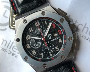 Audemars Piguet SHAQUILLE O' NEAL 48mm Royal Oak Offshore Limited 26133ST.OO.A101CR.01