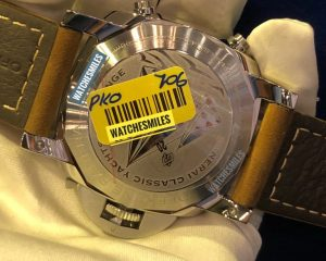 PAM653 Luminor 1950 PCYC 3 Days Chrono Flyback Automatic Stainless Steel 44mm